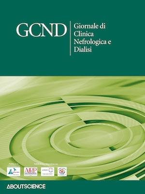 Giornale di Clinica Nefrologica e Dialisi